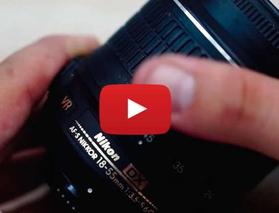 ¿Para qué sirve el 18-55mm? | Fotografía de Paisaje y Eventos
